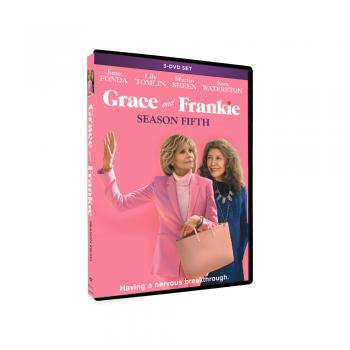 Grace and Frankie  Season 5 (3Discs)