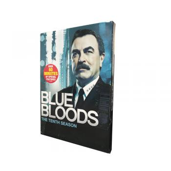 Blue Bloods The Complete Season 10 (4Discs)